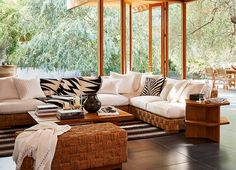 Black Palms - Ralph Lauren Home - RalphLaurenHome.com