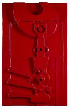 Rudolf Nicolai - A Private Collection Painting Competition, Concrete Art, Venice Biennale, Wood Resin, Visual Arts, Bauhaus, Restoration, Sculpture, Building