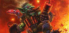 New Hearthstone Expansion Is Gnomes vs. Goblins | Rock, Paper, Shotgun