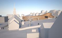 snohetta new ulstein church