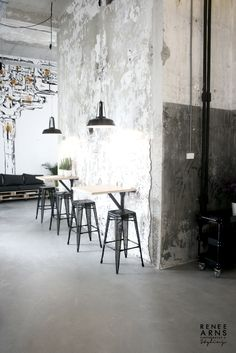 industrial / Renee Arns styling & photography