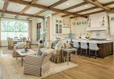 Heavenly Kitchen & Dining Area