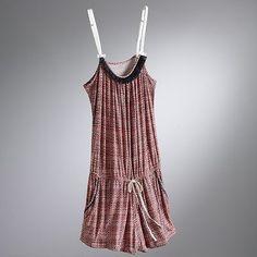 580048504e Simply Vera Vera Wang Enchanting Beauty Pajama Romper - Love her PJ s.