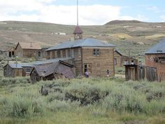 Fun places to visit with kids near Mammoth Lakes, CA. Bodie Wild Wild West Ghost Town and Mono Lakes. Great tour when combined with Yosemite and visit over the border to Nevada too.