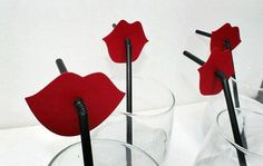 Valentines Day kisses