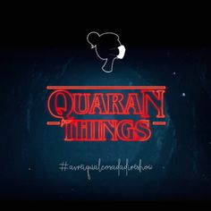 Quaran Things | Blog & Podcast – La mia vita in chiave comica fedelmente e sapientemente documentata. Ascolta l'episodio! #netflix #serietv #quarantena