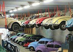 Garagem dos sonhos!