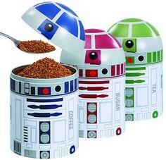 'Star Wars' Spice Droids