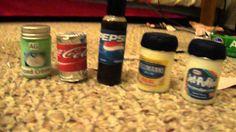 how to make ag doll food jars!