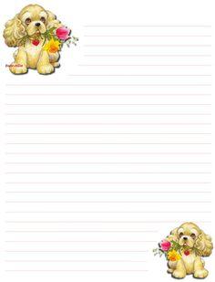 Die 458 Besten Bilder Von Briefpapier Ideen Writing Paper Page
