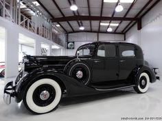 DANIEL SCHMITT & CO. PRESENTS: 1935 #Packard Straight Eight Club Sedan - Visit www.schmitt.com or call 314-291-7000 for more details!