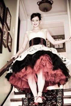 Incredible custom wedding dresses from Dress Forms Design Studio | Offbeat Bride