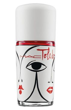Isabel & Ruben Toledo for M·A·C 'Studio' Nail Lacquer (Limited Edition) available at #Nordstrom