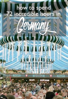 How to Spend 72 Incredible Hours in Germany {Guest Post by Disney in Your Day} | CosmosMariners.com