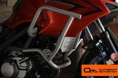 Outback Motortek Stainless Steel Crash Bars