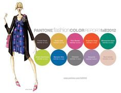 Fall 2012 Colour Story