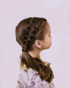 The Effective Pictures We Offer You About toddler hairstyles girl biracial A quality picture can tel Cute Little Girl Hairstyles, Baby Girl Hairstyles, Kids Braided Hairstyles, Headband Hairstyles, Cute Hairstyles, Wedding Hairstyles, Communion Hairstyles, Girl Hair Dos, Loose Braids