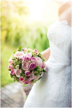 Hochzeitsstrauß rosa – Blumen, You can collect images you discovered organize them, add your own ideas to your collections and share with other people. Gypsophila Bridesmaid Bouquet, Rose Wedding Bouquet, Bride Bouquets, Pink Bouquet, Cute Wedding Ideas, Free Wedding, Wedding Day, Bride Flowers, Wedding Flowers