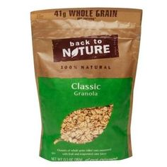 Back To Nature Classic Granola (6x12.5 OZ)