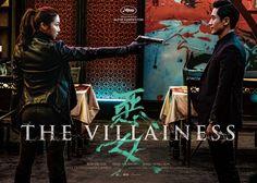 M.A.A.C.   –  Trailer For Korean Action Thriller THE VILLAINESS Starring KIM OK-BIN