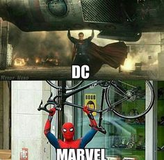 "For the ones who say ""Marvel is not realistic"""