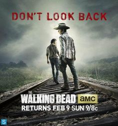 Don't look back - The Walking Dead - Season 4