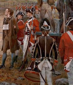 Nathan Hale evidence claims that he was duped by Major Robert Rogers of the Queen's Rangers, who somehow recognized Hale. Hale, who thought he was among friends, confessed his secret and was sent to General Howe of the British Army to be hanged.