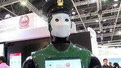 RoboCop ya patrulla las calles de Dubai  Ver en MID: https://sistemamid.com/index.php?n=1411&pag=  #Robocop #Dubai #Policia