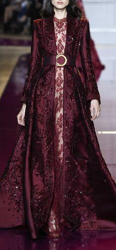 Zuhair Murad Fall '16 Couture.