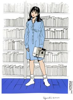 Cute Girl Drawing, Design Research, Girl House, Figure Drawing, Traditional Art, Manga, Female Bodies, Cute Girls, Character Art