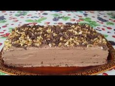 "Prajitura ""Daria'' cu blat umed si crema cu nutela - YouTube Cheesecake, Desserts, Youtube, Food, Food And Drinks, Tailgate Desserts, Deserts, Cheesecakes, Essen"