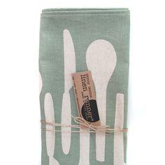 Table runner - lovely tea towels?