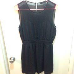 Bcbg Sexy Little Black Dress.