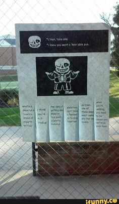 this is amazing. i would do this to my school, but i'm afraid i have to call in sick; i think i'm catching a FEMUR