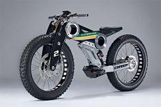 A bicicleta elétrica da Caterham que deixa muita moto envergonhada