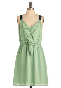 Pistachio Gelato Dress | Mod Retro Vintage Dresses | ModCloth.com