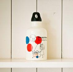 """בקבוק תרמי 300 מ""""ל - Balloons"""
