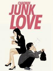 """Recensione di """"Junk Love"""" di Chaemin, bellissimo graphic novel che parla di amore e junk food."""