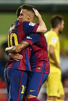 Fc Barcelona 2014 Messi And Neymar