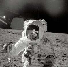 Apollo 12 probes