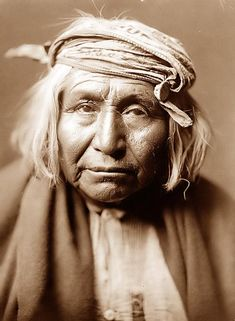 Old Apache Indian