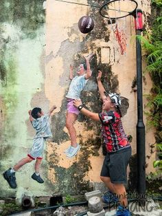 Penang - An Alternative Guide to George Town's Street Art