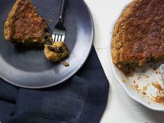 Rum-Raisin Chess Pie | Serious Eats : Recipes