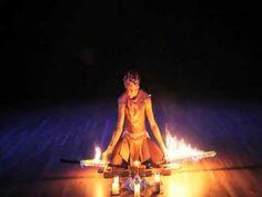 // Fire Spinning // Demo for Cirque Fire Dance, featuring various performers. More on Cirque Fire Dance: http://cirquefiredance.com/about/ // Found by @RandomMagicTour (https://twitter.com/randommagictour) - Sasha Soren
