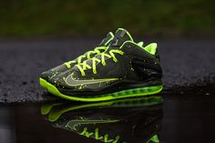 "Nike LeBron 11 Max Low ""Dunkman"" (Release Reminder & Detailed Pictures)"