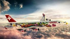 peintures d avion etonnantes insolites 8   Peintures davion étonnantes   photo peinture image graffiti avion