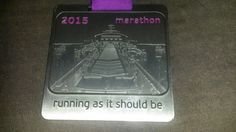 Bournemouth marathon  Going towards my 100 marathon