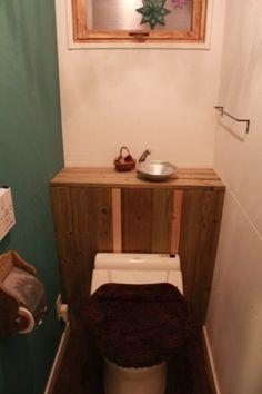 DIY好きの女子必見☆トイレのタンクを隠そうと思ったことがありますか?意外と見落としがちなトイレインテリアですが、タンクを隠すとスッキリとしたトイレができあがるんです。目からウロコのDIYアイデア&トイレタンクの目隠しインテリアを集めたのでご紹介♪