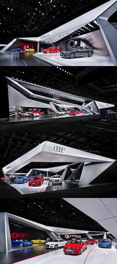 Audi Schmidhuber Paris 2014