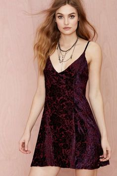 After Party Vintage Fiona Velvet Dress - Going Out | Shift | Dresses | Day | After Party | All | Lily
